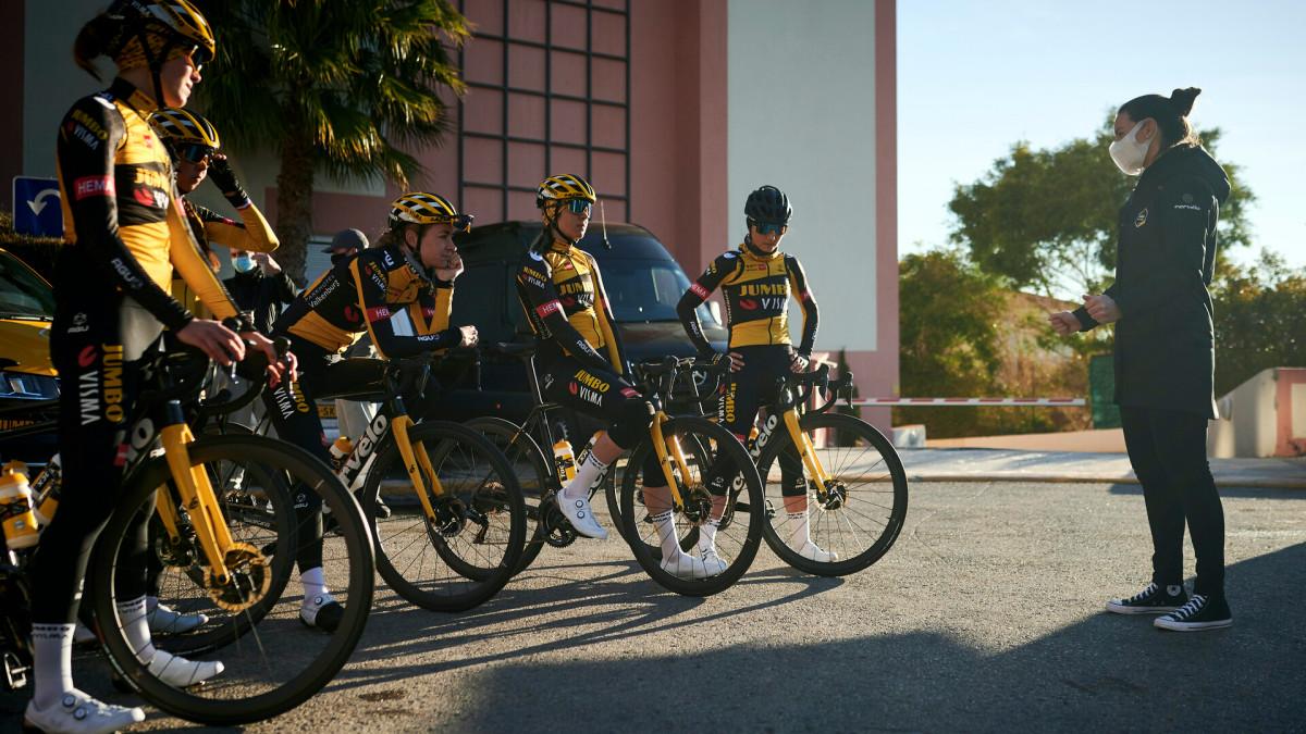 Vijf continentale UCI-teams voor dames om in de gaten te houden in 2021 – VeloNews.com
