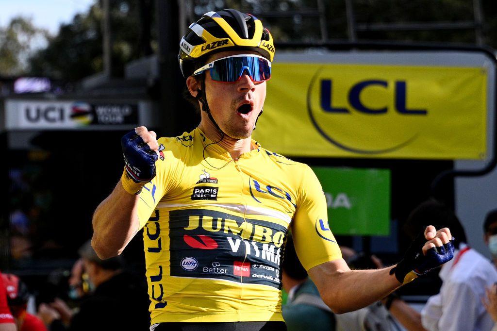 Paris-Nice: Primoz Roglic wins stage 6