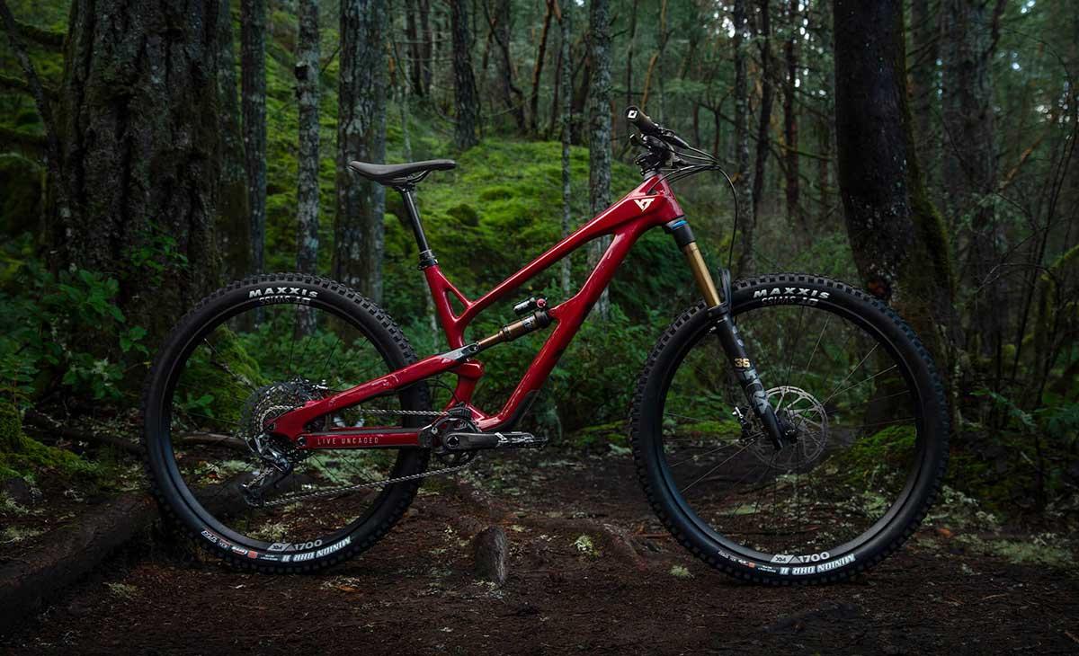 Bijgewerkte YT Jeffsey all-mountainbikes introduceren nieuwe Core line-up, Uncaged limited editions