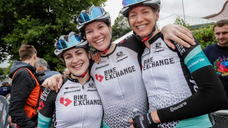 Lucy Kennedy: embracing the hard and hilly at a revitalised Team BikeExchange