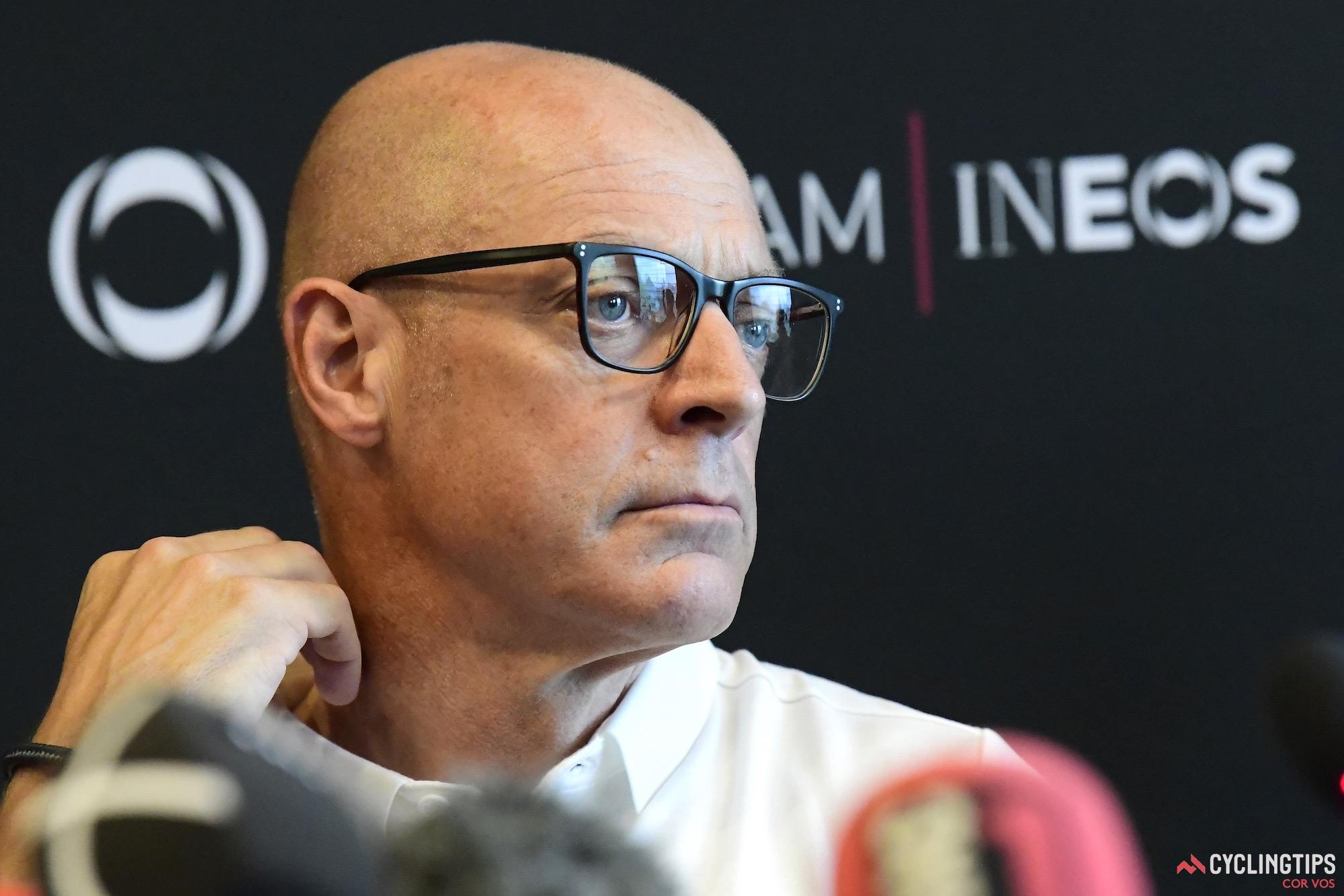 Ineos Grenadiers reageren op het vonnis van Freeman, de Britse parlementslid zegt dat Brailsford moet worden geschorst