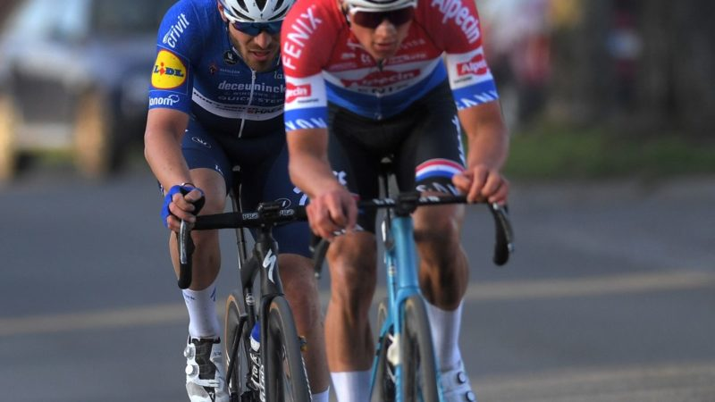 Canyon issues 'stop ride' for Aeroad after Van der Poel handlebar failure