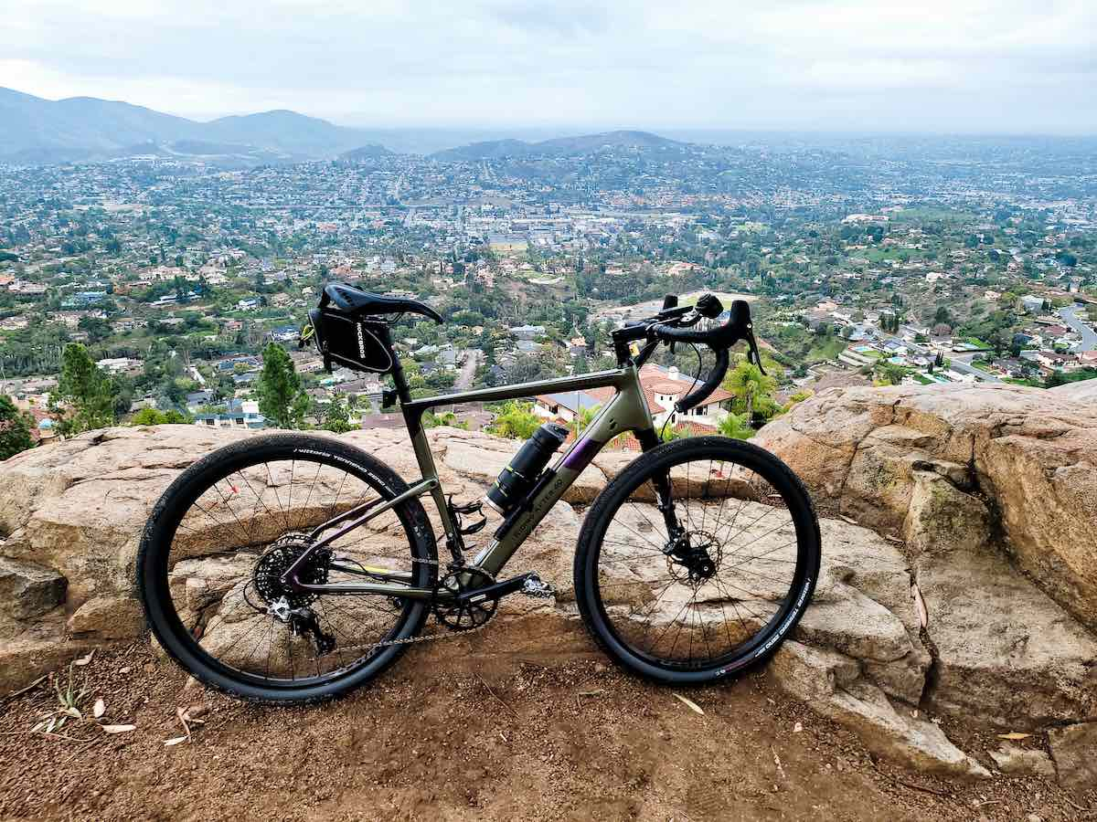 Bikerumor Pic Of The Day: Mount Helix, California