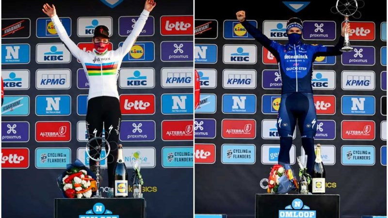 Flanders Classics hits back at criticism over prize money inequality at Omloop Het Nieuwsblad