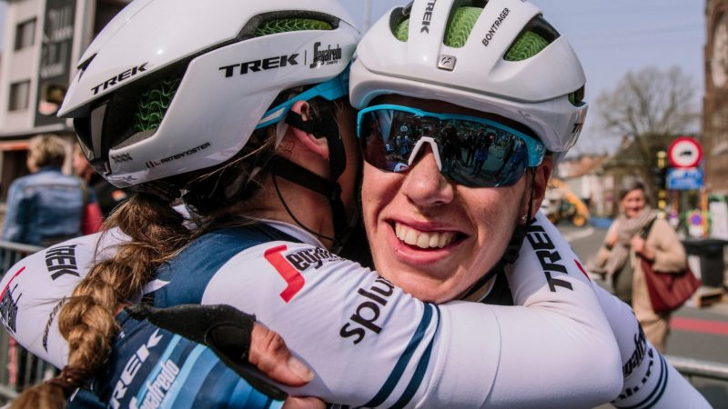 The UCI takes 'no pleasure' in asking riders not to hug