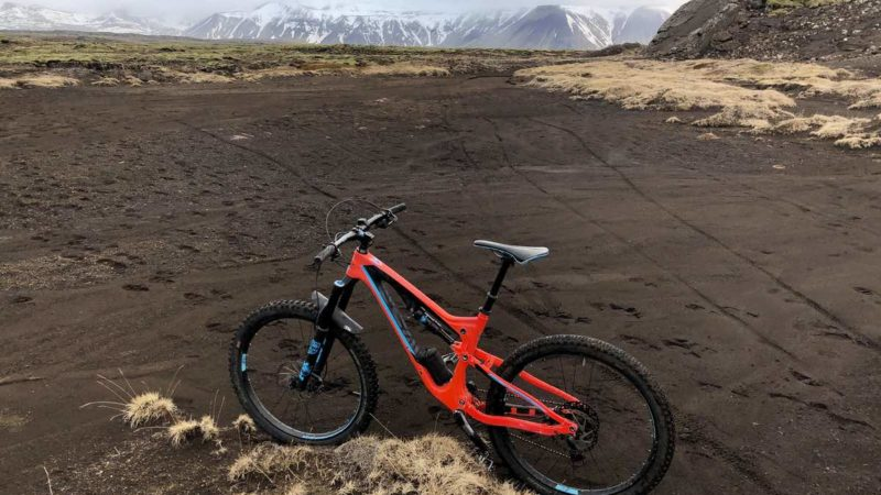 Bikerumor Pic Of The Day: Primavera en Islandia