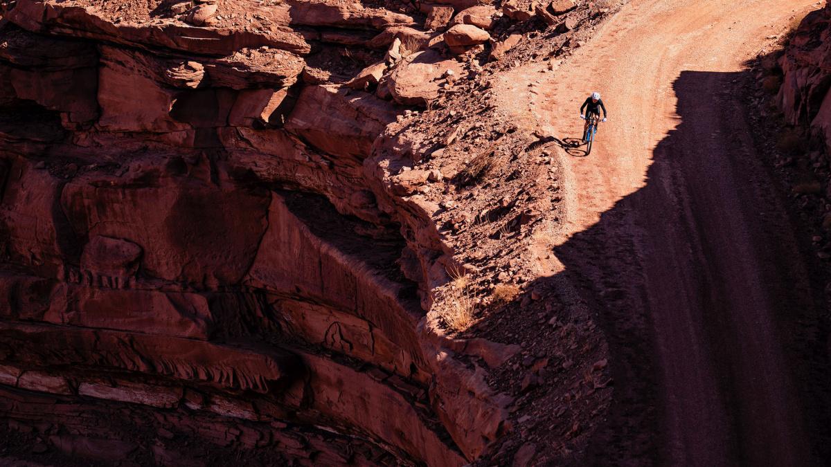 Keegan Swenson gewinnt FKT auf dem White Rim Trail zurück – VeloNews.com