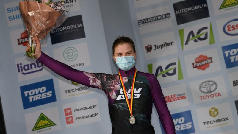 Lotte Kopecky remporte la victoire au sprint – VeloNews.com