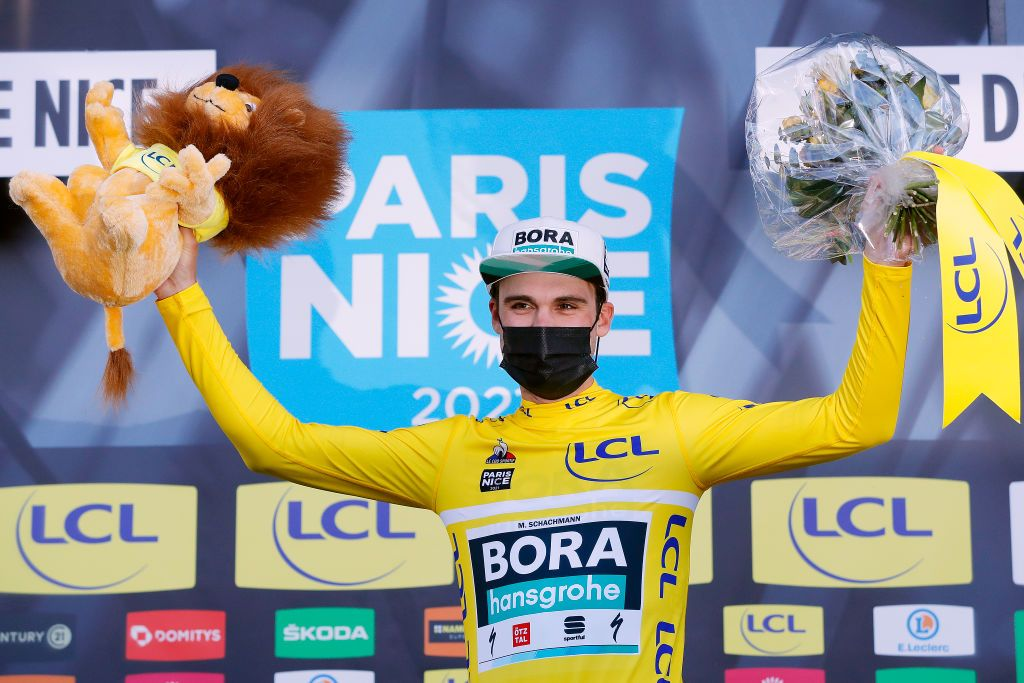 Mixed feelings for Schachmann at Paris-Nice: 'I wish I'd won in a different way'