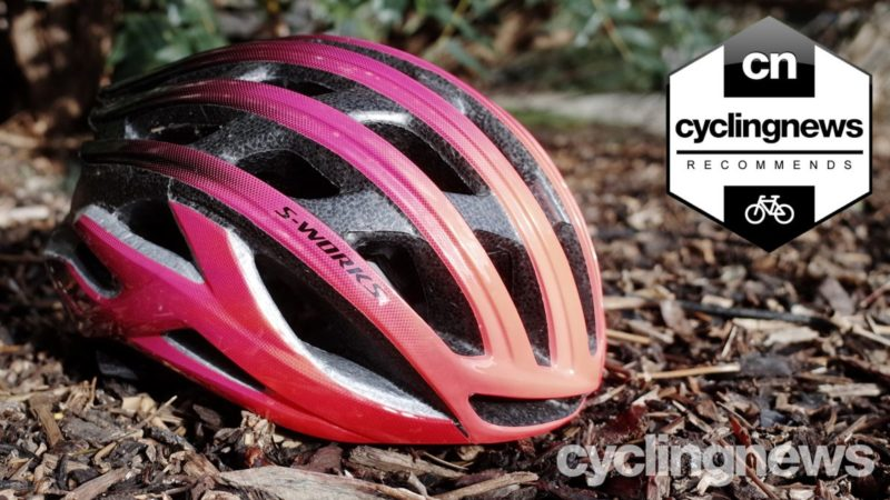 Specialized S-Works Prevail II with ANGi helmet review