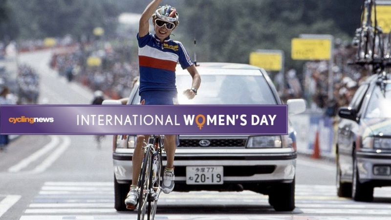 A life in cycling: Catherine Marsal