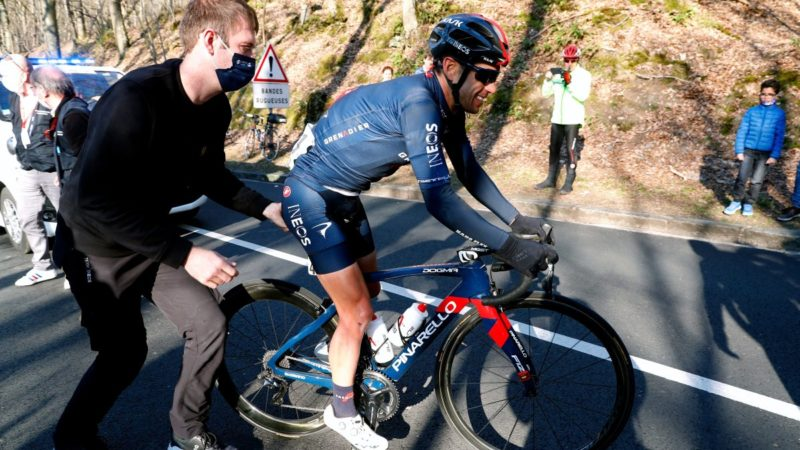 Richie Porte cleared to return home, Remco Evenepoel gets all-clear to begin ramping up training – VeloNews.com
