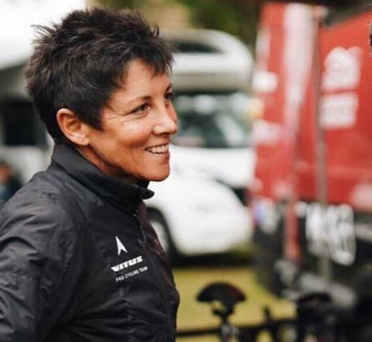 Cherie Pridham to join Lotto Soudal as sports director in 2022