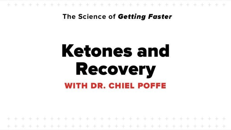 Science of Getting Faster: Ketones and Recovery