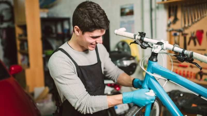 Maintenance That Will Prep Your Bike for Spring