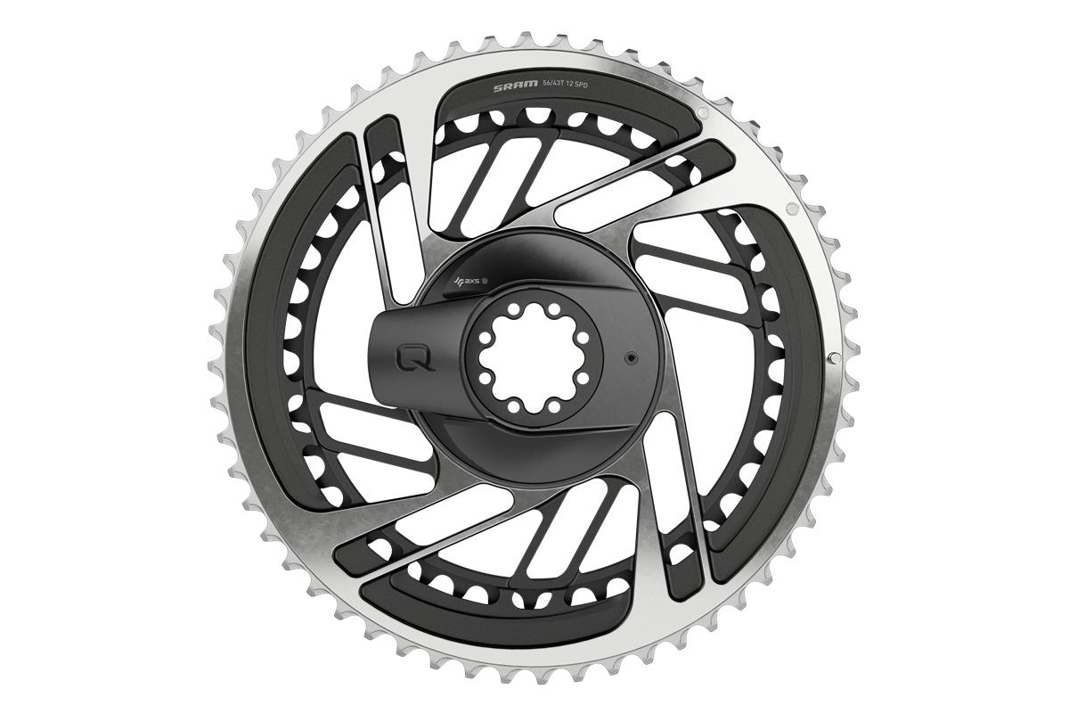 SRAM Red AXS adds massive pro-sized chainring options, sold only with powermeters