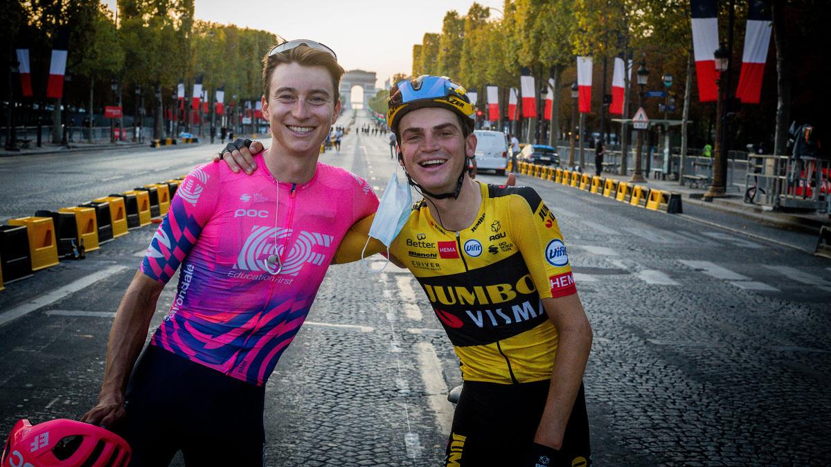 Junge US-Fahrer, die sich der WorldTour-Herausforderung stellen – VeloNews.com