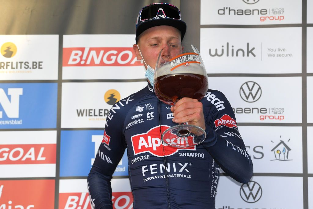 Merlier: Alpecin-Fenix responded to criticism with our legs