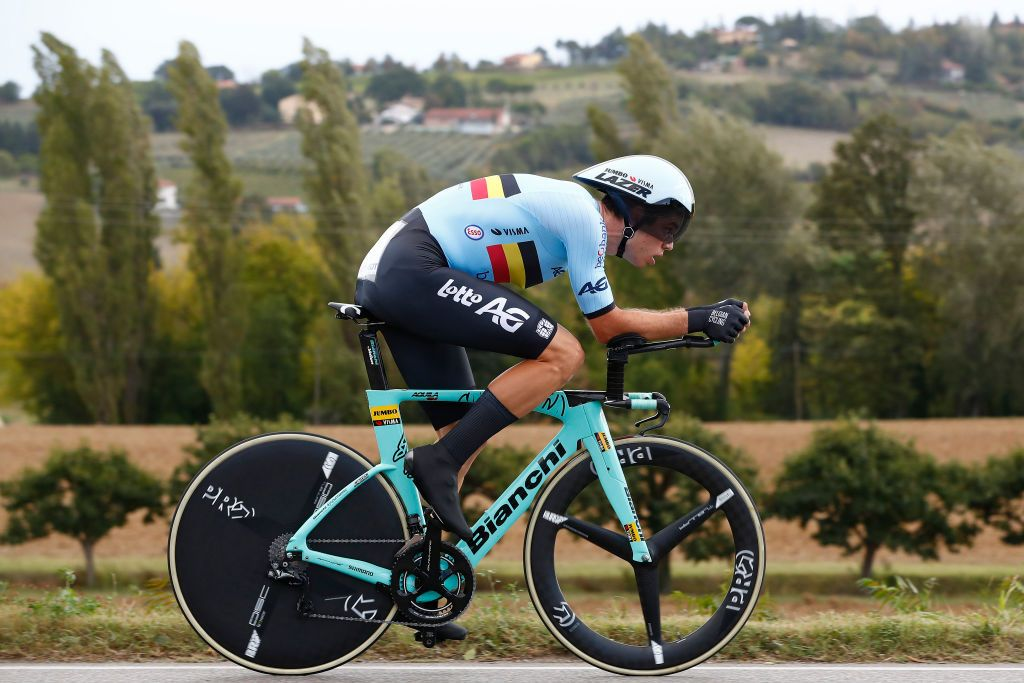 Van Aert and Evenepoel to ride time trial for Belgium at Tokyo Olympics