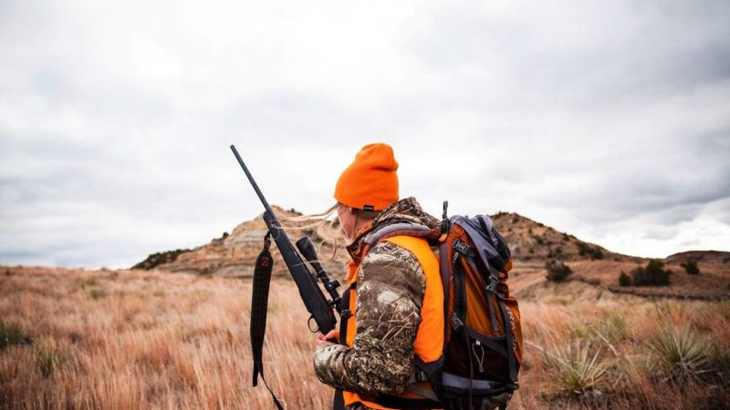 How to Start Hunting as an Adult