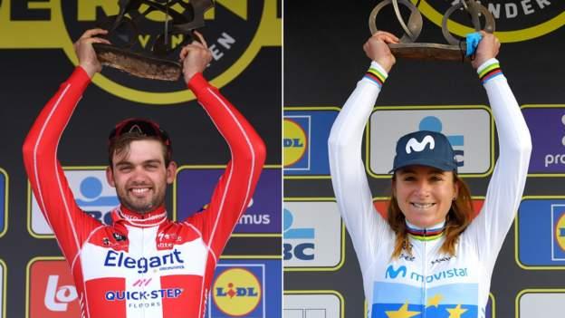 Tour of Flanders: Kasper Asgreen vinder herreløb, Annemiek van Vleuten vinder anden kvindetitel