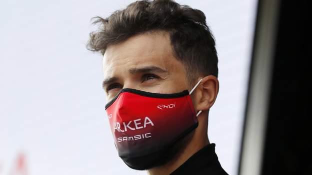 Nacer Bouhanni trækker sig tilbage fra Scheldeprijs efter racistisk misbrug