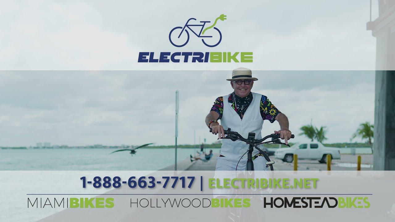 Miami Bikes Electric Bicycles