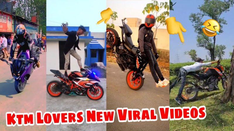KTM bike Lover new viral Video  ktm rc 200 lovers  duke 200 loverz