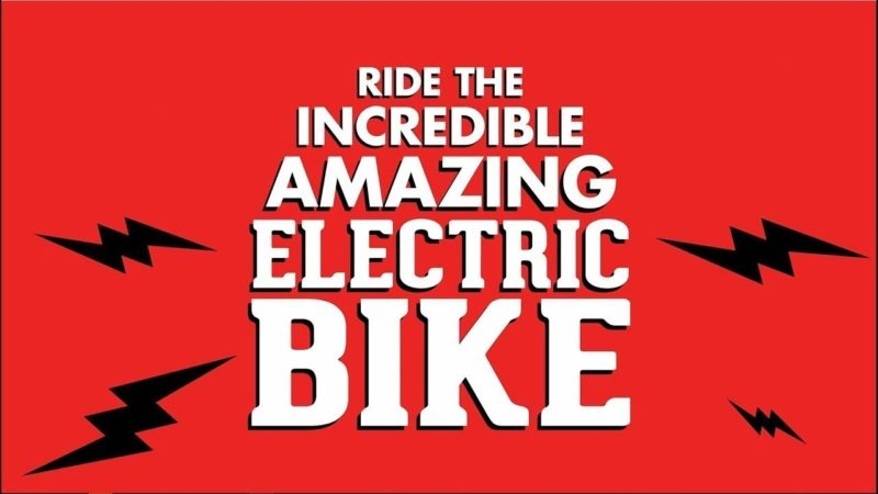 Ride the Incredible Amazing Electric Bike at ERIK'S / Why Buy an eBike / What is an Electric Bike