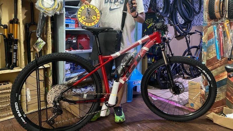 Gt Avalanche Élite 2021 Celebrity Bike ng Mga Sikat at Artista Pinipilahan Sa Sobrang Angas At Ganda