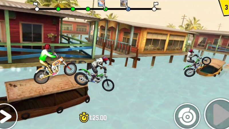 Trial Xtreme 4 – Motobike raacing gameplay | bike racing multiplayer games for android