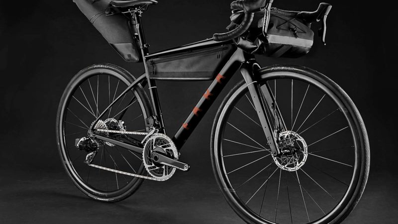 Premier coup d'œil: Fara F / AR gravel, le vélo tout-terrain est prêt pour l'aventure