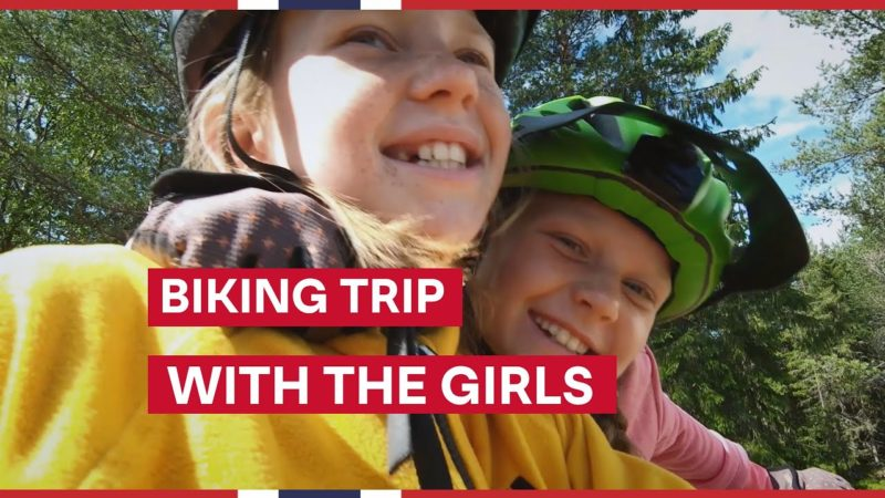 Biking in Norway: GIRLS TRIP