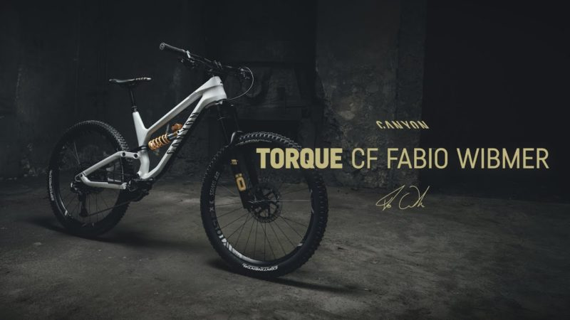 Limited SICKnature Fabio Wibmer Bike – Check