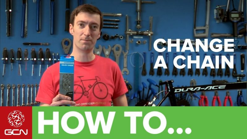 How To Change A Chain – GCN's Bike Maintenance Series