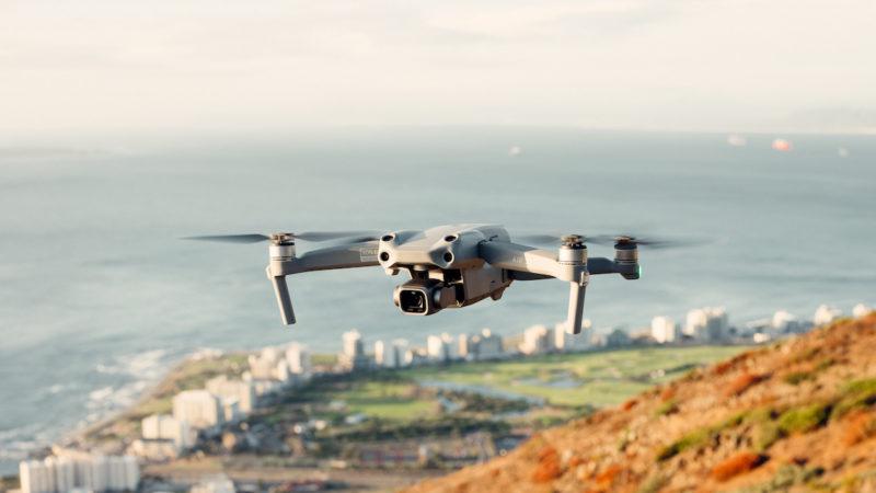 """DJI Air 2S incluye un sensor de cámara masivo de 1 """"en un dron diminuto, agrega una verdadera evitación de obstáculos"""