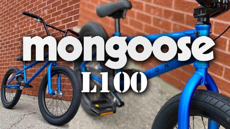 "2021 Mongoose L100 20"" BMX Unboxing @ Harvester Bikes"