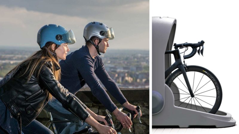 Urban Commuter Kask-helmen, VentaPak & Alpen-fietsei