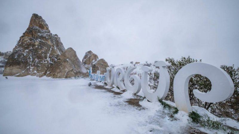 VN-News-Ticker: Eröffnungsrunde der Tour of Turkey wegen Schnee abgesagt