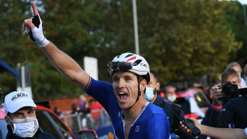 Volta a la Comunitat Valenciana tappa 2: Arnaud Démare batte Caleb Ewan