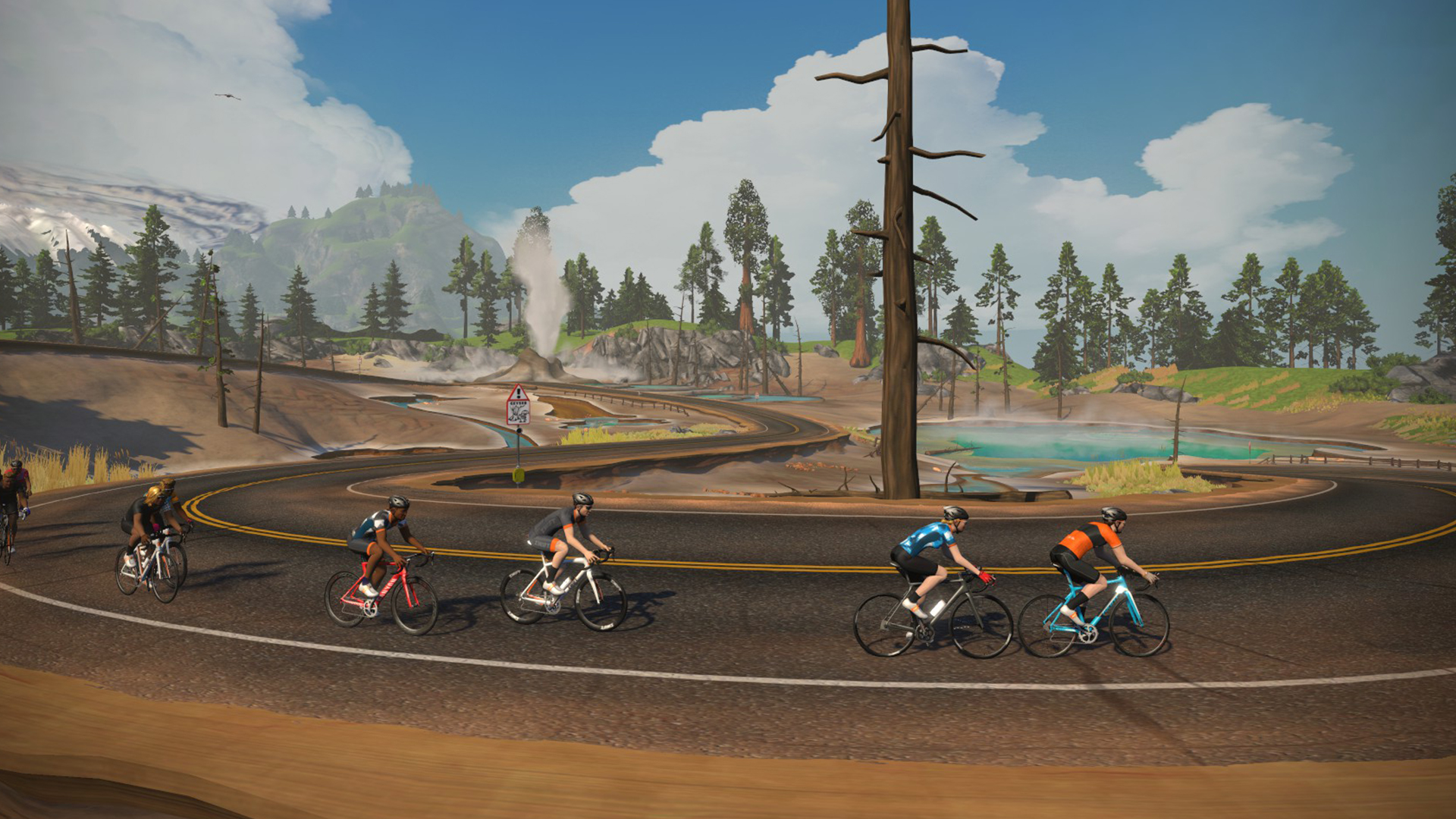 The dramatic irony of Zwift – why racing online is so compelling