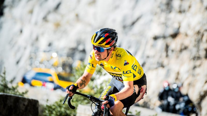 VN-Nachrichtenticker: Primož Roglič umgeht die Aufwärmrennen der Tour de France, US-Veteran wegen 10 verbotener Substanzen gesperrt