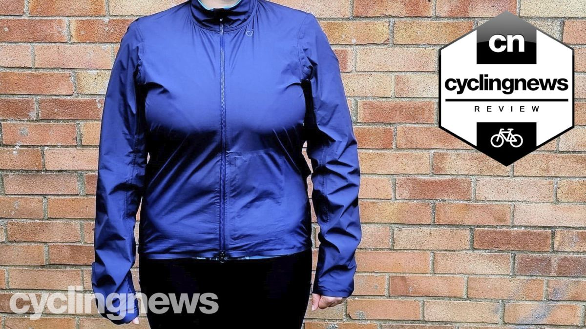 Velocio Women's Ultralight Rain Jacket review