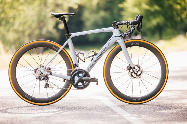 Basso Diamante frameset review – Cycling Weekly