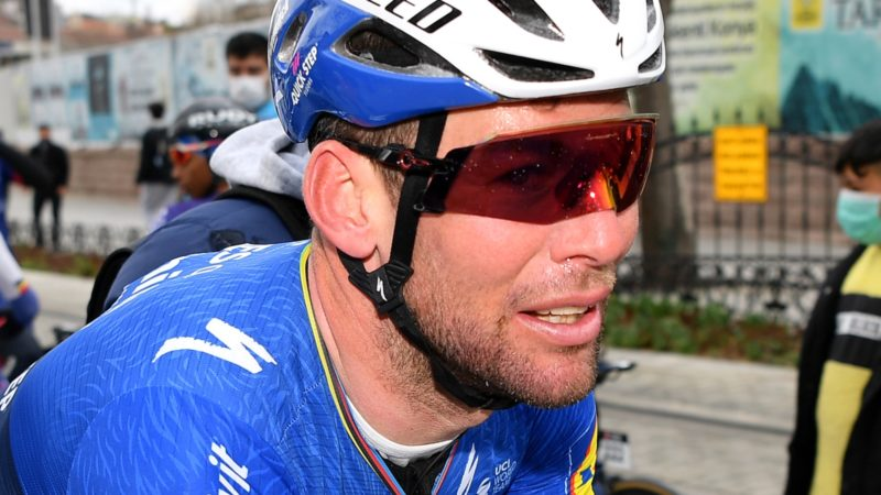 Canvendish sportslige stadig ikke frigjorte Oakley briller til Tour of Turkey vinder
