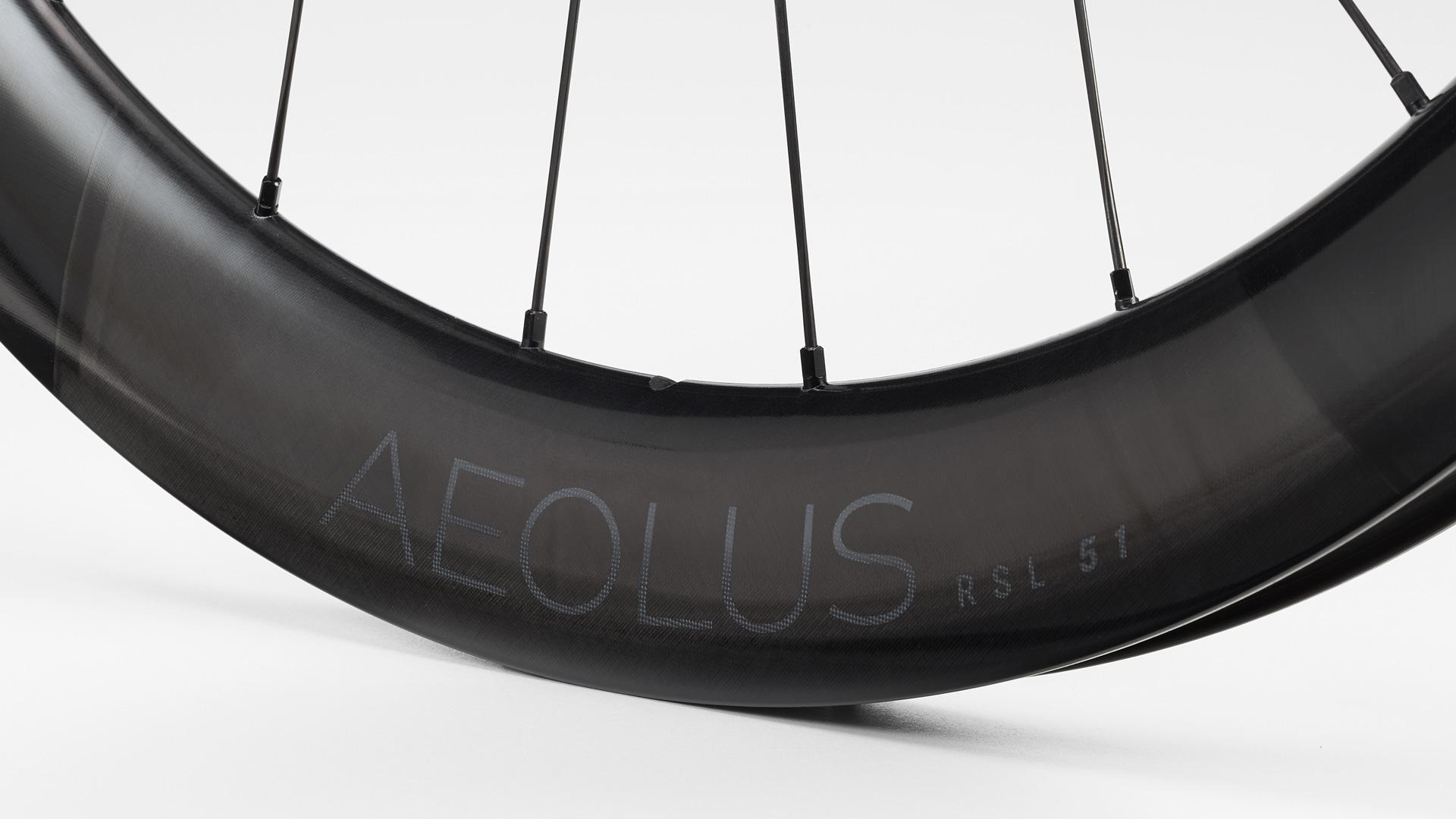 Bontrager annonce la prochaine génération de roues de route aérodynamiques ultra larges Aeolus RSL