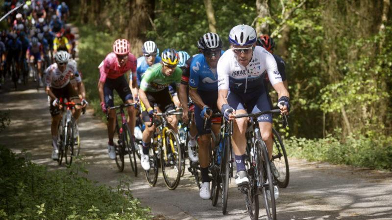 País Vasco: es bueno estar de vuelta en una carrera de bicicletas