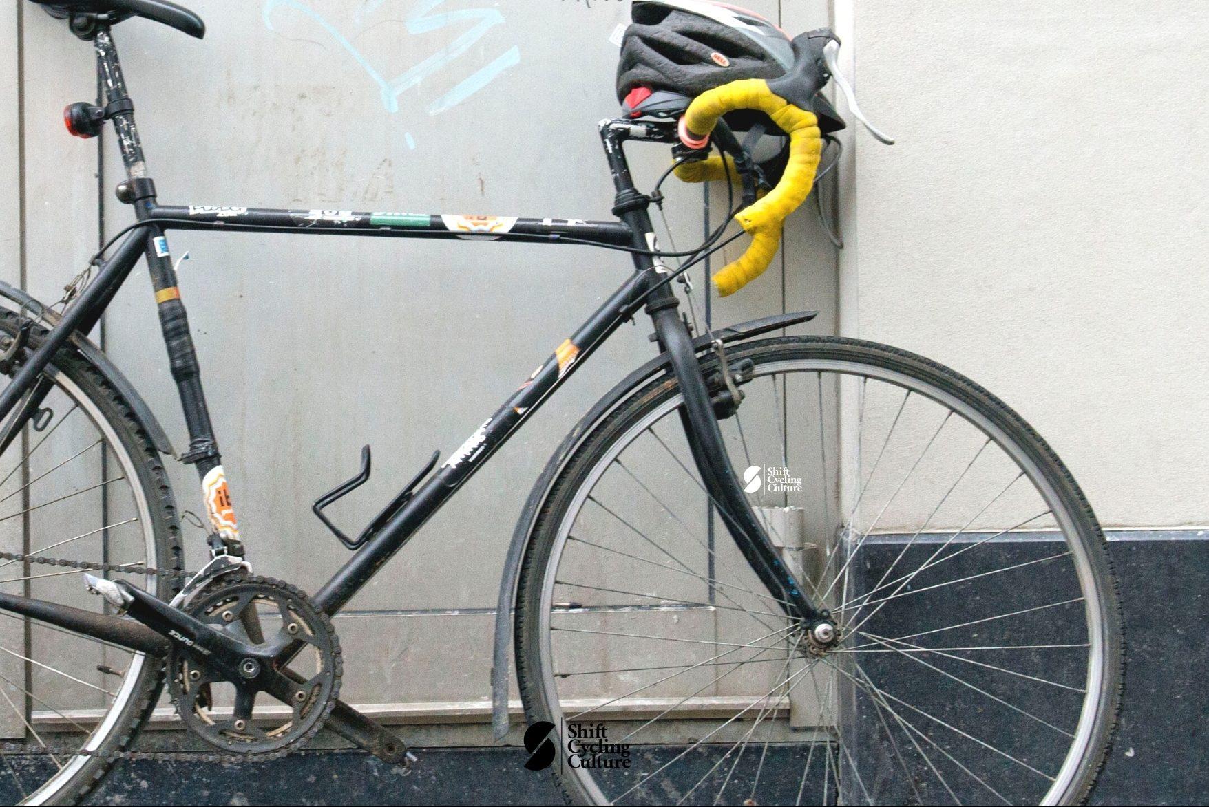 'Clunkers Ride' feiert alte und gebrauchte Fahrräder
