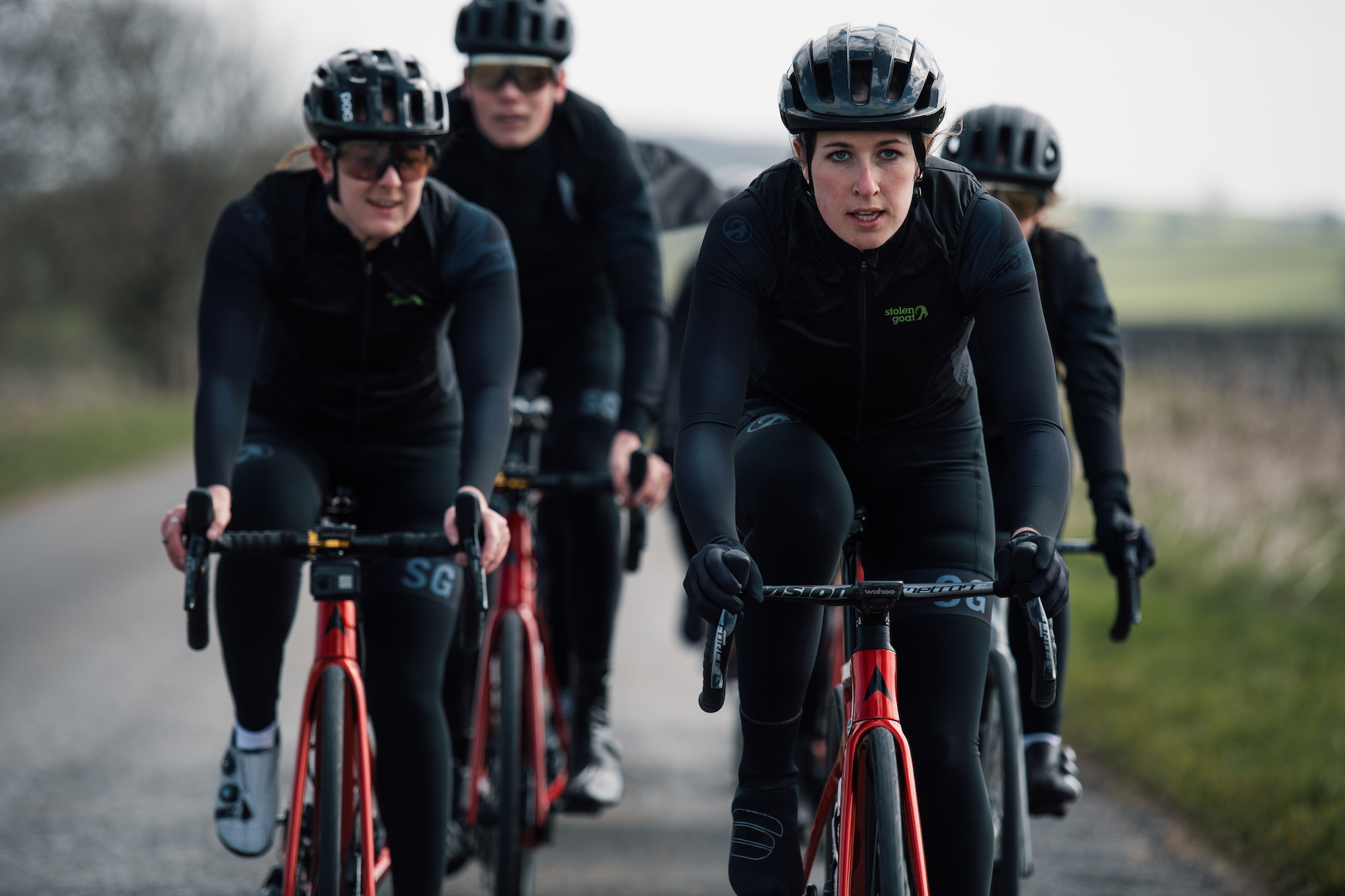 New British racing team with major sponsors launches, supporting riders tocompete across disciplines