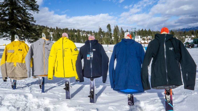 The Best Men's Ski Jackets of 2021